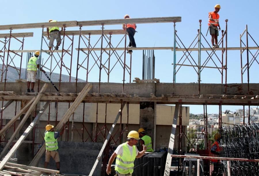 Πώς η αναστολή του ΦΠΑ θα εκτοξεύσει την οικοδομή