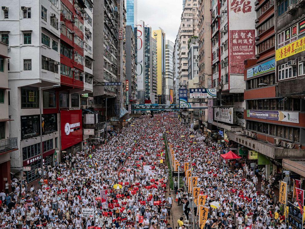 Αντιδρά στην ανακοίνωση του ΟΗΕ για το Χονγκ Κονγκ το Πεκίνο