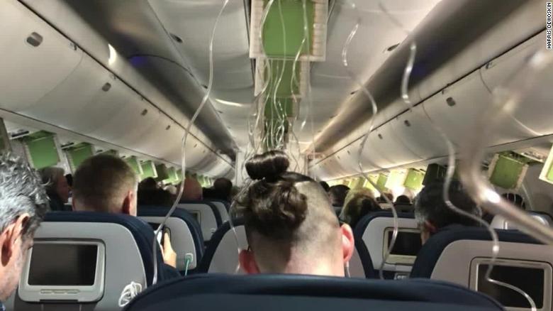 Τρόμος στον αέρα για επιβάτες της Delta: Βουτιά 30.000 ποδών μέσα σε 7 λεπτά!