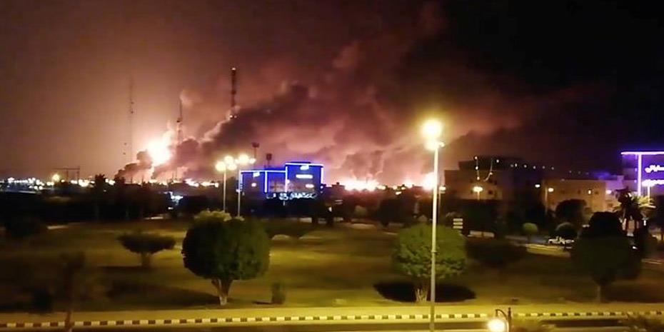 Σαουδική Αραβία: Μας χτύπησαν με 25 μη επανδρωμένα αεροσκάφη και πυραύλους