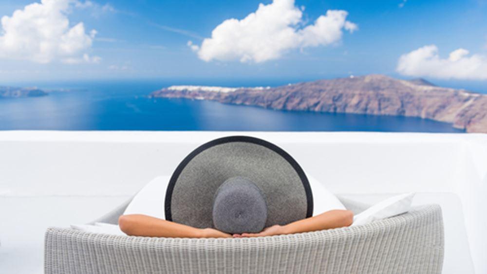 Στα 564 ευρώ η μέση δαπάνη του ξένου τουρίστα στην Ελλάδα