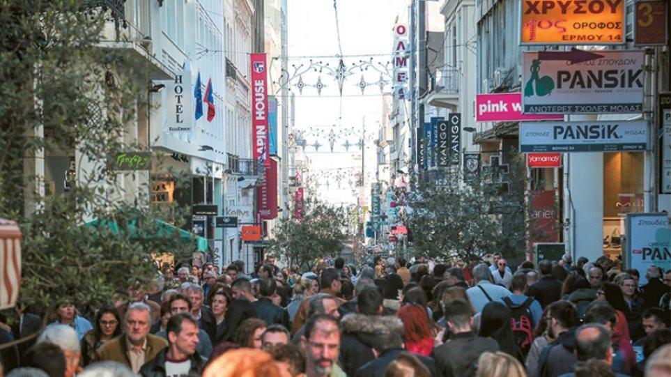 Ζωντανεύουν οι εμπορικές πιάτσες στην Αθήνα