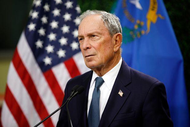 Ο ιδιοκτήτης του Bloomberg μπαίνει στην κούρσα για την προεδρία των ΗΠΑ