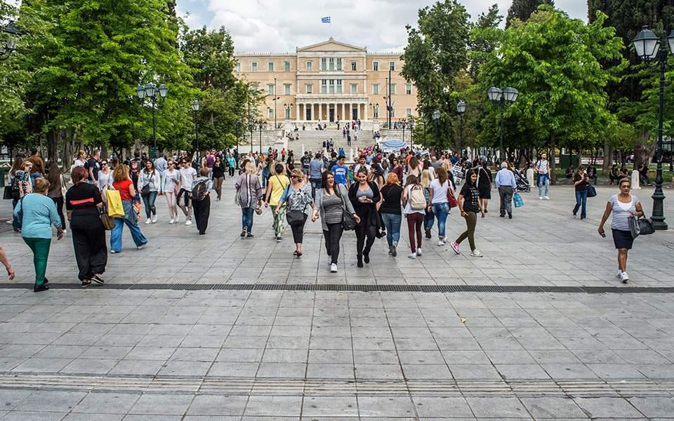 Άλμα της καταναλωτικής εμπιστοσύνης στην Ελλάδα πάνω από τον ευρωπαϊκό μέσο όρο