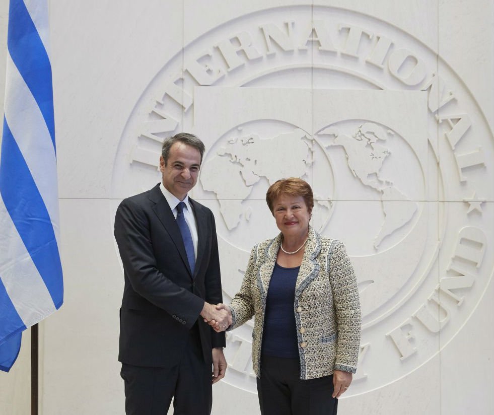 Το «ελληνικό έπος» τελειώνει με το κλείσιμο του γραφείου του ΔΝΤ στην Ελλάδα