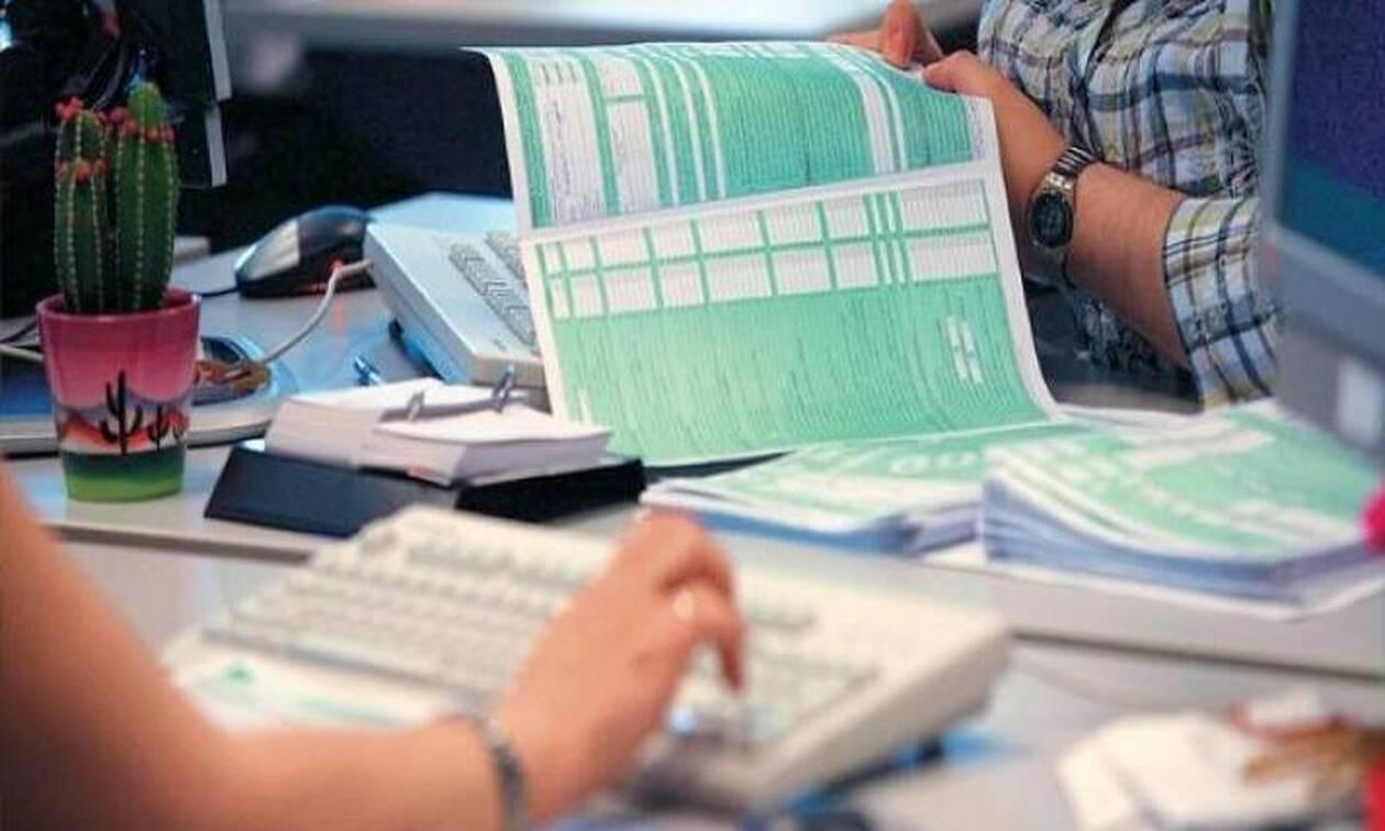 Παράταση και για τις φορολογικές δηλώσεις λόγω κορωνοϊού