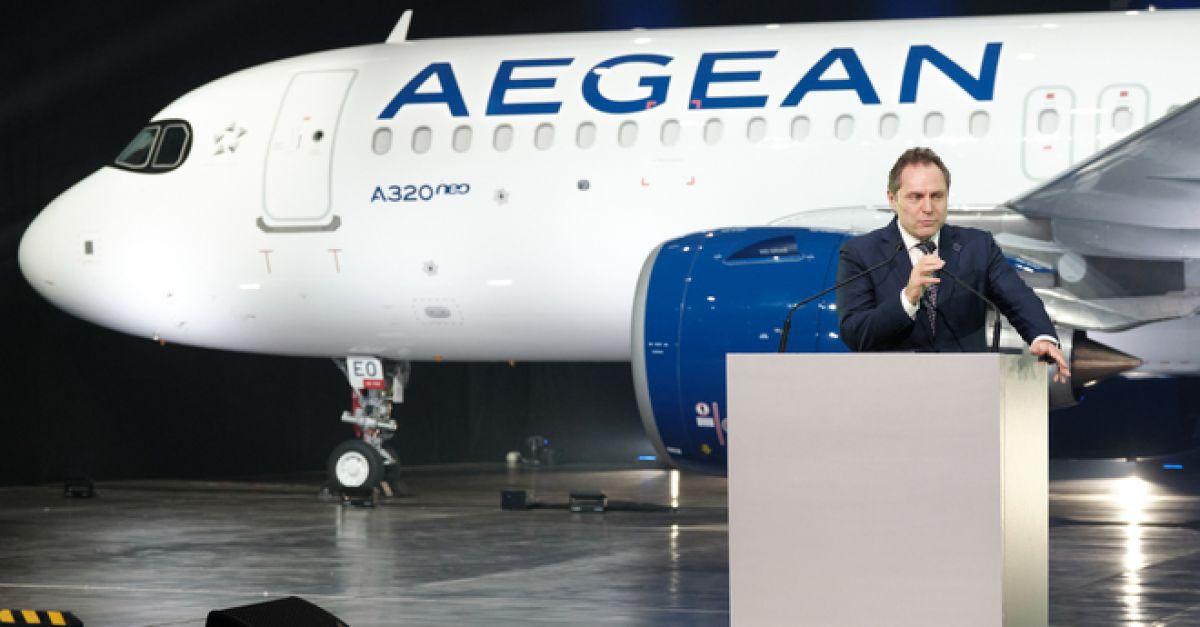 Αegean: Οι επαναδιαπραγματεύσεις με Airbus, η κρατική στήριξη και ο ορίζοντας του 2021
