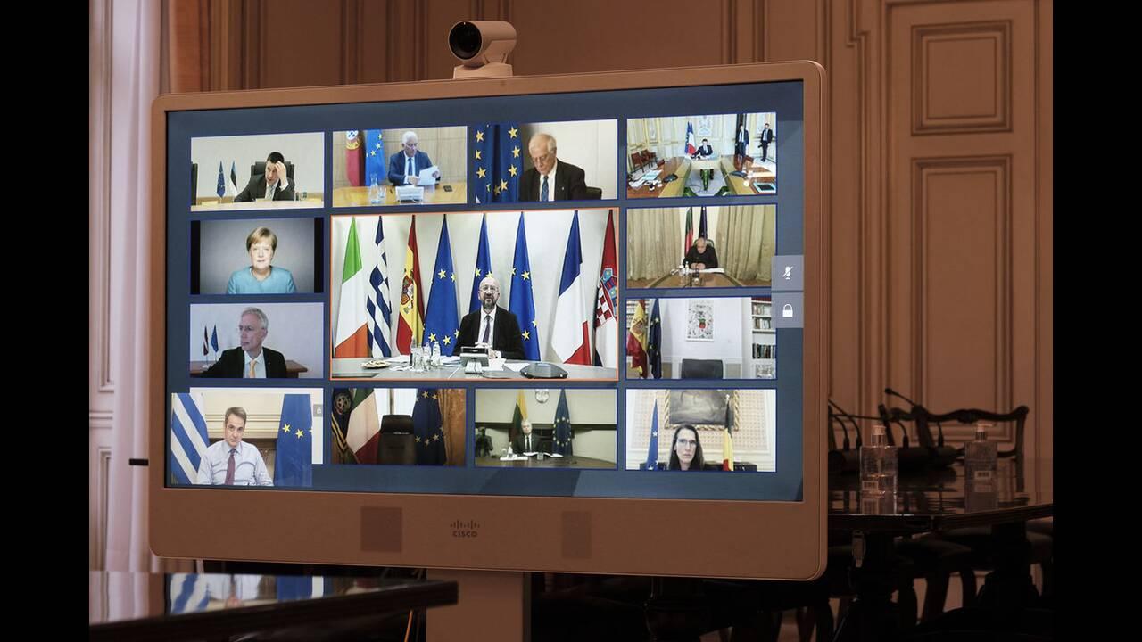 Οι συμμαχίες και τα χαρακώματα στην ΕΕ για το πακετο των 750 δισ.