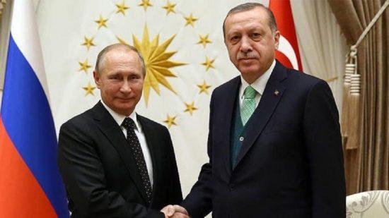 Αγία Σοφιά: Τηλεφωνική επικοινωνία Πούτιν-Ερντογάν με πρωτοβουλία ...