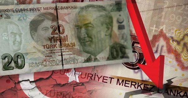 Πανικός στις διεθνείς τράπεζες, θέλουν να ξεφορτωθούν τη τουρκική λίρα|  newmoney