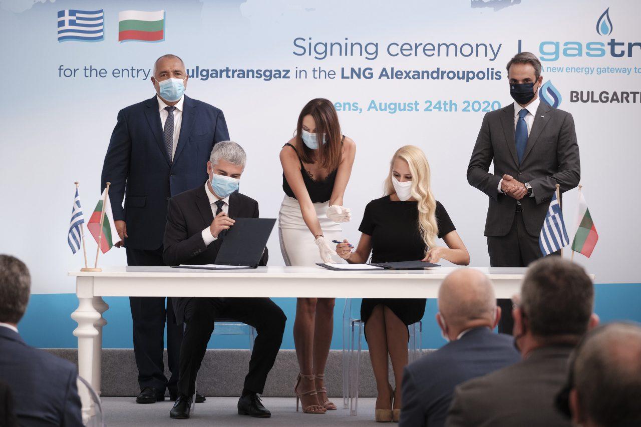 Σταθμός LNG Αλεξανδρούπολης: Τέλος στην ενεργειακή εξάρτηση της Ελλάδας από την Τουρκία