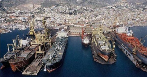Νέα δεδομένα για τα ναυπηγεία Ελευσίνας μετά τις εξελίξεις στον Σκαραμαγκά