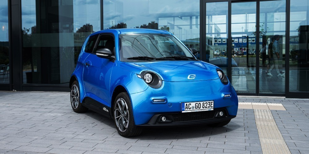Ποια είναι η γερμανική αυτοκινητοβιομηχανία Next e.GO  newmoney