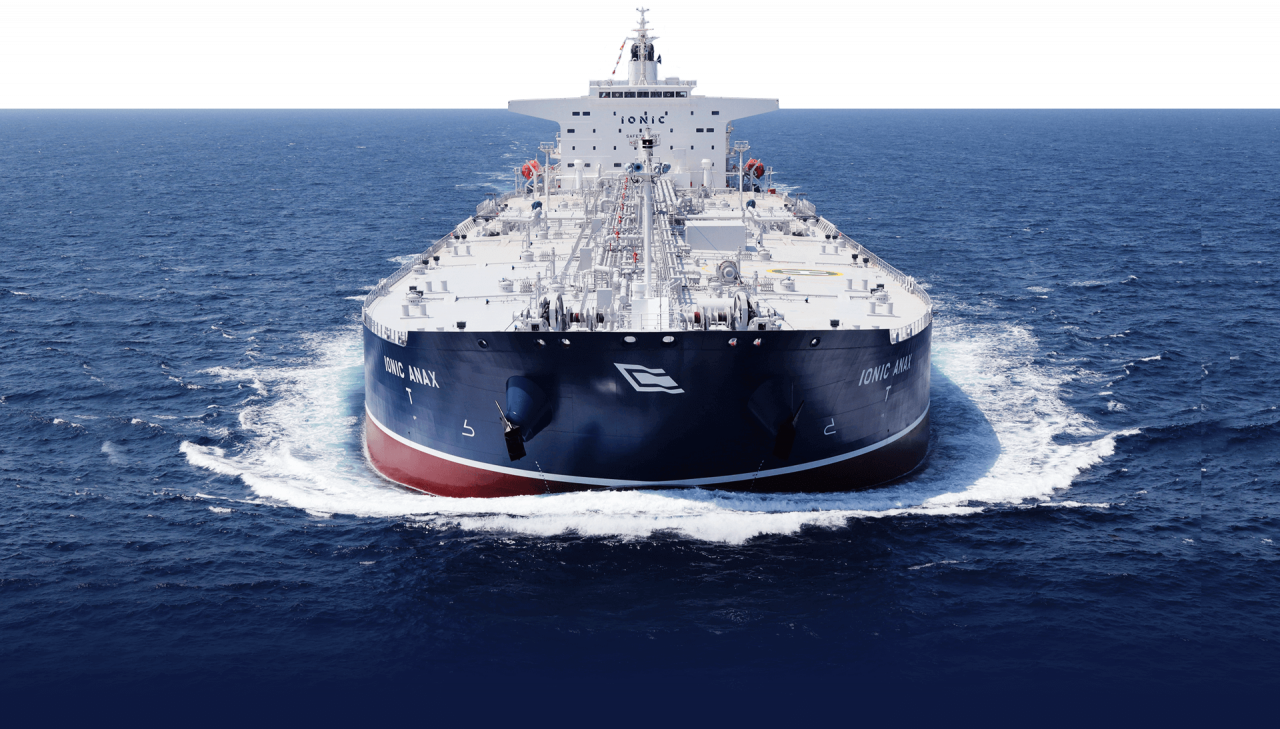 IONIC SHIPPING