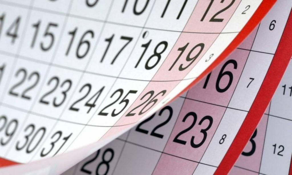 Αργίες 2021: Ποιες μέρες καθόμαστε – Πότε πέφτουν τριήμερα και τετραήμερα