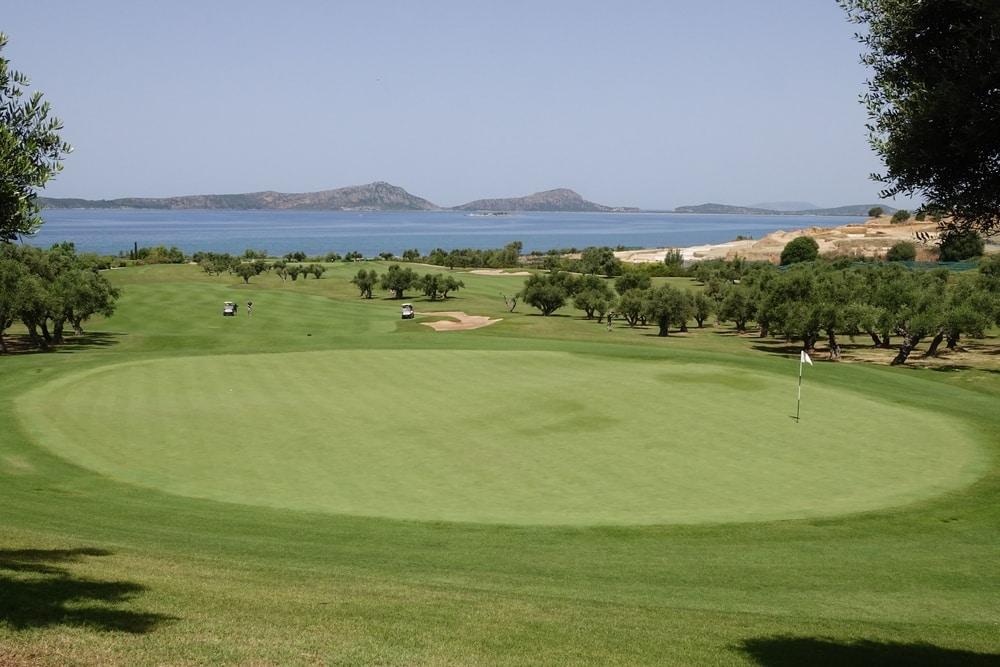 1 Greek Maritime Golf Event