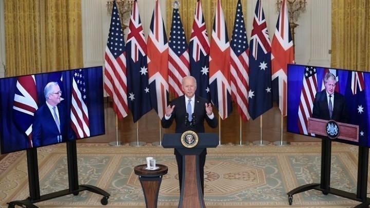 AUKUS: Τι προβλέπει η συμμαχία ΗΠΑ, Αυστραλίας και Βρετανίας ενάντια στην Κίνα – Οι αντιδράσεις (vid)| newmoney